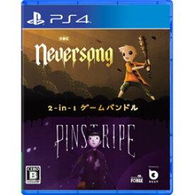 【特典対象】 BEEP JAPAN ネバーソング&ピンストライプ 【PS4ゲームソフト】
