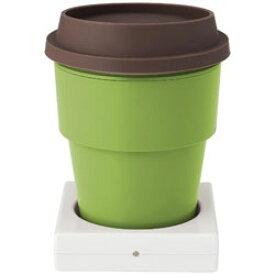 GREEN HOUSE(グリーンハウス) 〔USB〕 USBインサートカップウォーマー (グリーン) GH-CUPA-GR GHCUPAGR