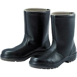 ミドリ安全 ミドリ安全 ウレタン2層底 安全靴 半長靴 CF140 25.5cm CF14025.5