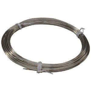 トラスコ中山 ステンレス針金 小巻タイプ 0.3mmX15m TSWS03 TSWS03