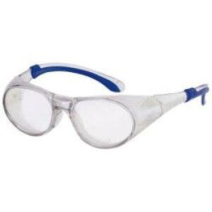 山本光学 YAMAMOTO 二眼型保護メガネ YS88MATBLU