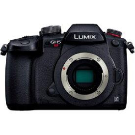 Panasonic(パナソニック) DC-GH5S-K ミラーレス一眼カメラ LUMIX GH5S ブラック [ボディ単体] DCGH5SK