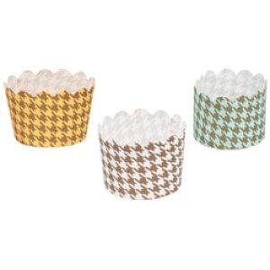 パール金属 ラフィネ 紙製 マフィンカップ(S) 6枚入 D-6141 D6141