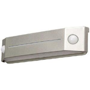 アイリスオーヤマ IRIS 乾電池式LEDセンサーライト フットタイプ 電球色 BOS-FL2-WS BOSFL2WS