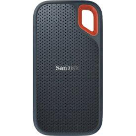 SanDisk(サンディスク) SDSSDE60-2T00-J25 外付けSSD Extreme [ポータブル型 /2TB] SDSSDE602T00J25 [振込不可]