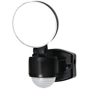 ELPA 屋外用LEDセンサーライト AC電源 1灯 ESL-SS411AC [白色 /コンセント式] ESLSS411AC