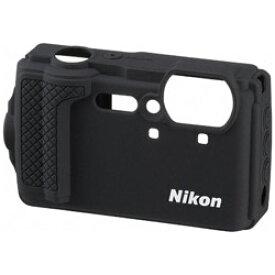 Nikon(ニコン) シリコンジャケット(ブラック) CF-CP3 CFCP3BK [振込不可]