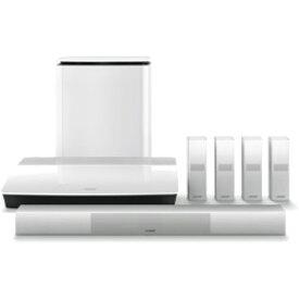 BOSE(ボーズ) 5.1chホームシアターシステム Lifestyle 650 home entertainment system ホワイト LIFESTYLE650WH