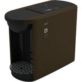 UCC上島珈琲 カプセル式コーヒーメーカー DRIP POD T(ブラウン) DP3(T)