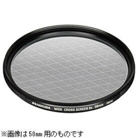 ハクバ 67mm ワイドクロススクリーンフィルター 6× CF-WCS667 CFWCS667