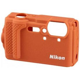 Nikon(ニコン) シリコンジャケット(オレンジ) CF-CP3 CFCP3OR