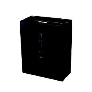 Nakabayashi パーソナルシュレッダ HES104BK ブラック HES104BK ブラック [3枚 /マイクロカット /A4サイズ] HES104BK