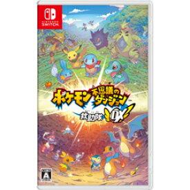 Nintendo(任天堂) ポケモン不思議のダンジョン 救助隊DX 【Switchゲームソフト】