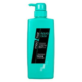 ユニリーバJCM 【mod's hair(モッズヘア)】 アクアクリア 集中保湿コンディショナー ポンプ (500ml)