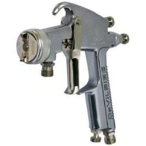 CFTランズバーグ デビルビス 圧送式汎用スプレーガンLVMP仕様、幅広(ノズル口径1.0mm) JJK307MT10P
