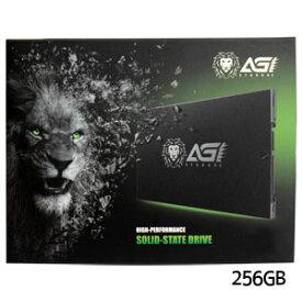 【AGI】AGI AGI256G06AI138 SSD 256GB 代理店保証3年
