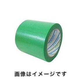 【ダイヤテックス DIATEX】パイオラン養生用粘着テープ グリーン 100mmX25m 厚さ0.16mm【18巻】Y-09-GR