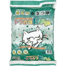 【ペグテック】ペグテック おからの猫砂 トフカスRee 7L