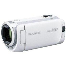 送料無料!!【パナソニック Panasonic】デジタルハイビジョンビデオカメラ HC-WZ590M-W(ホワイト)【smtb-u】