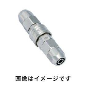 【日東工器 NITTO KOHKI】日東工器 NITTO KOHKI コンパクトカプラ(小型・低圧汎用型) Φ4×Φ6mmチューブ用ソケット 3-9078-03 CO-40SN