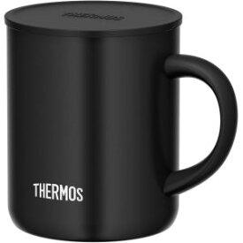 【サーモス THERMOS】サーモス THERMOS 真空断熱マグカップ ブラック 350ml JDG-350C BK