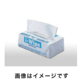 【アズワン AS ONE】アズワン AS ONE アイワイプ(i-Wipe) 220×230mm 200枚入 5-5378-01