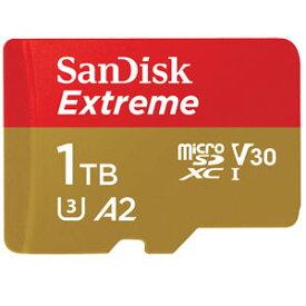 【サンディスク SanDisk 海外パッケージ】サンディスク マイクロSDXC 1TB SDSQXA1-1T00-GN6MA UHS-I U3 class10 A2 microsdカード