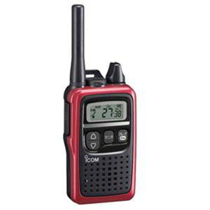 【アイコム ICOM】アイコム ICOM 特定小電力トランシーバー メタリックレッド IC-4300R