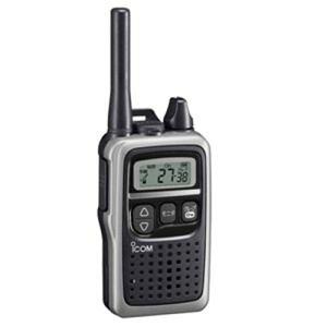 【アイコム ICOM】アイコム ICOM 特定小電力トランシーバー メタリックシルバー IC-4300S
