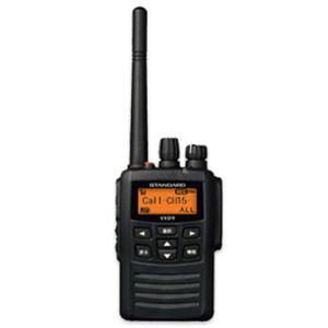 【八重洲無線 YAESU】八重洲無線 VXD9 携帯型 5Wハイパワーデジタルトランシーバー 登録局 スタンダード YAESU