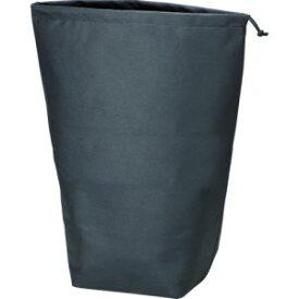 【トラスコ TRUSCO】トラスコ 不織布巾着袋 黒 500×420×220MM 10枚入 TNFD-10-L