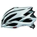 【オージーケーカブト OGK Kabuto】ゼナード Zenard 自転車用ヘルメット大人用 パールホワイト サイズ:XL/XXL