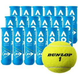【ダンロップ DUNLOP】ダンロップ DUNLOP 硬式テニスボール テニスボールAO 4球入 18缶入