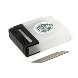 【タミヤ TAMIYA】タミヤ 74075 モデラーズナイフ替刃 25枚セット TAMIYA