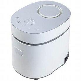 送料無料!!【山善 YAMAZEN】スチーム加湿器 10畳用 Steam CUBE KSF-L301 ホワイト【smtb-u】