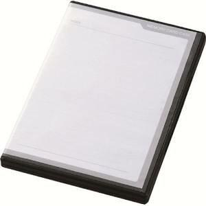 【エレコム ELECOM】エレコム ELECOM SDカードケース(DVDトールケースサイズ) ブラック CMC-SDCDC01BK