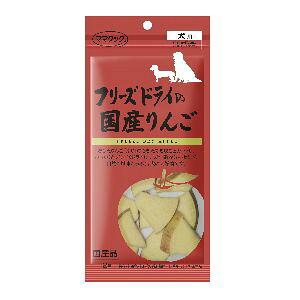 【ママクック】ママクック フリーズドライのりんご 12g