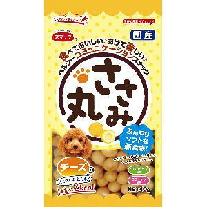 【スマック】スマック ささみ丸 チーズ味 40g