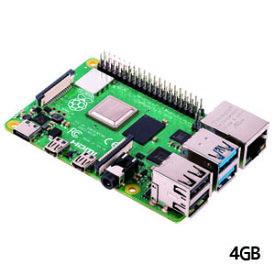 【ラズベリー・パイ Raspberry Pi】ラズベリー・パイ Raspberry Pi 4 Model B 4GB UK 187-4653 ラズパイ 技適マーク取得済