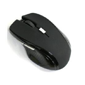 【輸入特価アウトレット】マウス 光学式 ワイヤレス 2.4GHz PMF-843(ブラック) 3段階調節可能dpi