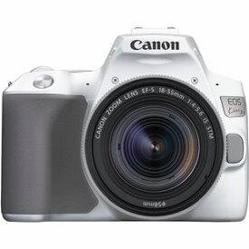 送料無料!!【キヤノン Canon】キヤノン Canon EOS Kiss X10 EF-S18-55 IS STM レンズキット ホワイト【smtb-u】