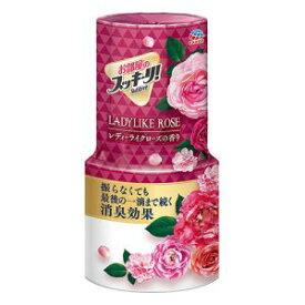 【アース製薬 EARTH】アース製薬 EARTH お部屋のスッキーリ! レディーライクローズの香り 400mL