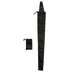 【ベストコ】ベストコ 傘カバー 長傘 折り畳み傘対応 長さ82.5cm ブラック ND-882