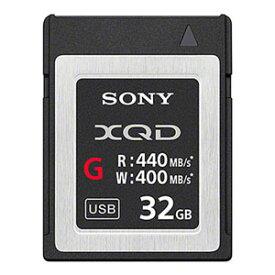 【ソニー SONY海外パッケージ】ソニー XQDカード 32GB QD-G32E