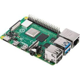 【ラズベリーパイ Raspberry Pi】Raspberry Pi 4 Model B 8GB ラズベリーパイ UK 182-2098 技適マーク取得済 OKdo(RS)