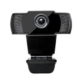 【HI DISC ハイディスク】ハイディスク HDEDG1-2M webカメラ 200万画素 テレワーク対応