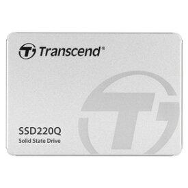 【トランセンド Transcend】トランセンド TS500GSSD220Q SSD 500GB SATA III 6Gb/s SSD220Q 3年保証