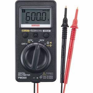 【三和電気計器 サンワ】サンワ PM300 ポケット型デジタルマルチメータ 三和電気計器 SANWA