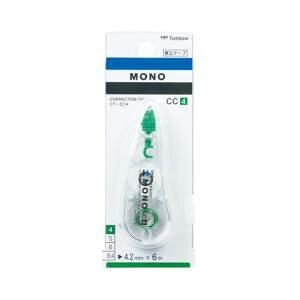 【トンボ鉛筆 TOMBOW】トンボ鉛筆 修正テープ モノ CT-CC4