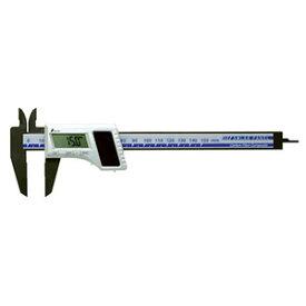 【シンワ測定 SHINWA】シンワ測定 SHINWA デジタルノギス カーボンファイバー製 150mm ソーラーパネル 19981